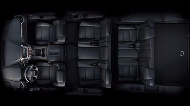 Plenty of cargo space for tons of luggage_MrCCarService