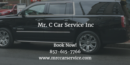 Private Car Service with Mr. C Car Service